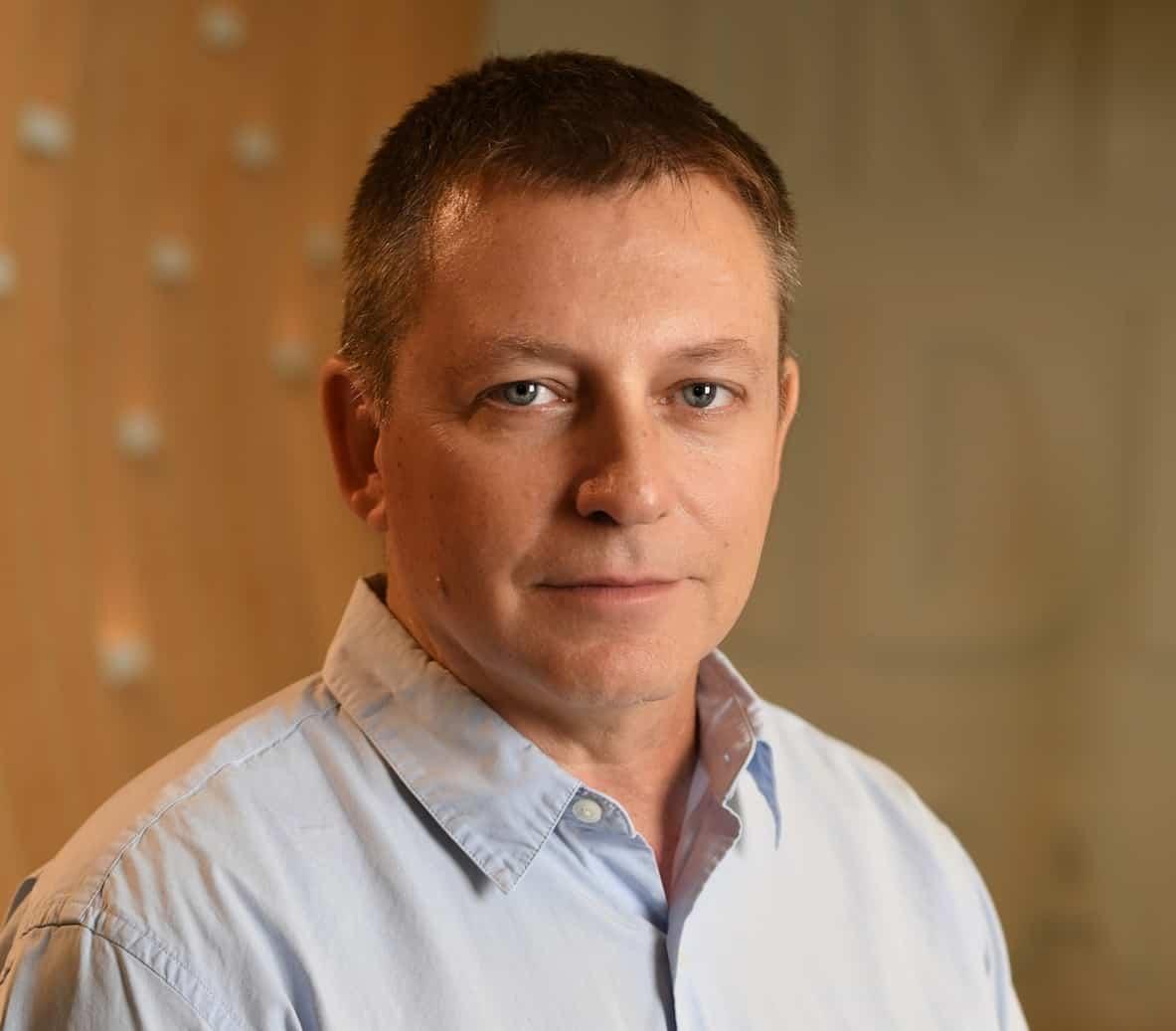 צביקה בובליצקי מנהל תחום הייעוץ באקסנצ'ר ישראל. קרדיט צילום: אלעד גוטמן