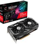 חברת ASUS מכריזה על כרטיסי מסך המבוססים על AMD Radeon RX 6600 XT