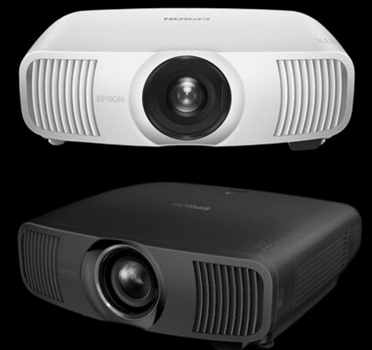 epson new laser 4k projectors
